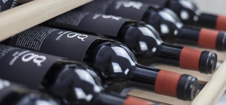 Domácí vinotéka pro vhodné skladování vína