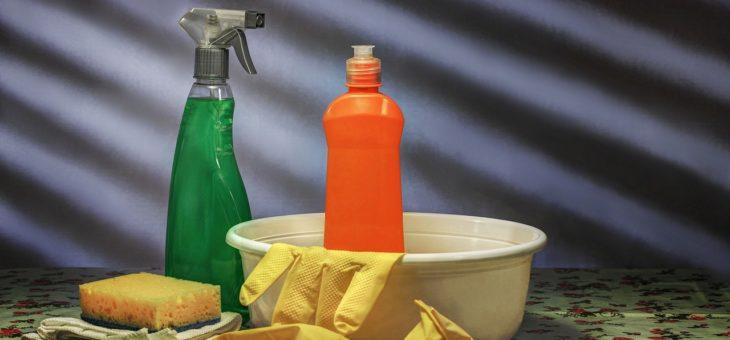 Jak spolehlivě a dobře uklidit dům