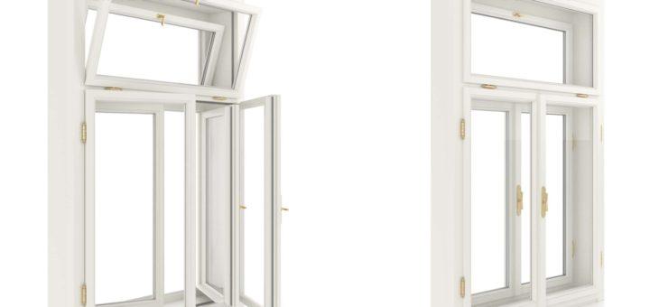 K čemu slouží a v čem se liší špaletová a kastlová okna?