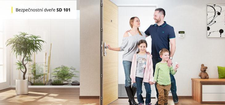 3 důvody, proč se rozhodnout pro bezpečnostní dveře