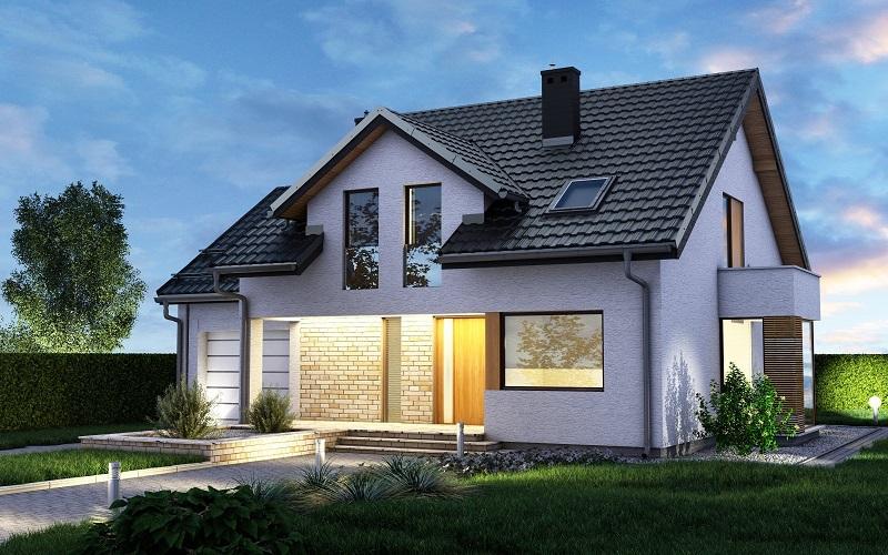 Jaká je cena plechové střechy za m2?